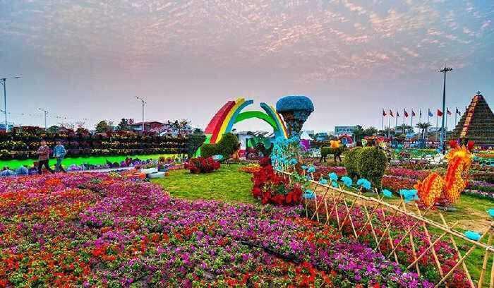 佛山陈村花卉世界陈村花卉批发市场