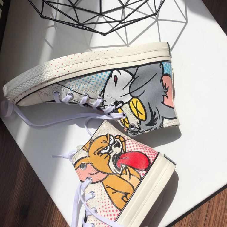 匡威Tom&Jerry联名系列厂家直销,一手货源